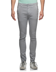 Dondup Gaubert Linen Grey
