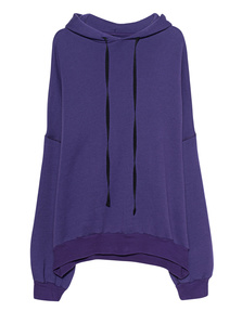 UNRAVEL Pull Over Hood Violet
