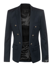BALMAIN Collection Fit Navy