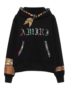 Amiri Patch Scarves Old English