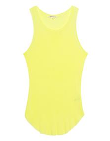 Cotton Citizen Tank Ribbed Yellow