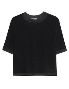 Cotton Citizen The Tokyo Crop Vintage Black