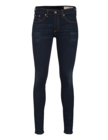 RAG&BONE Coventry Skinny Midnight