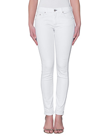 RAG&BONE The Dre Slouchy Aged Bright White