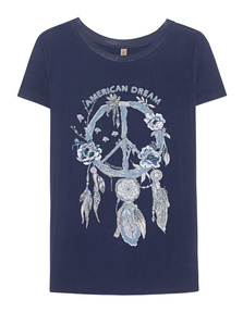 TRUE RELIGION American Dream Navy