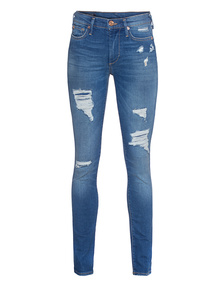 TRUE RELIGION Halle Bowie Blue Destroy