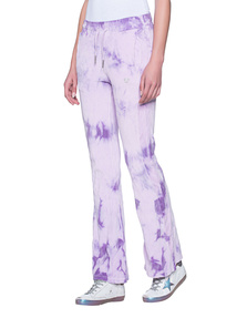 TRUE RELIGION Wide Long Lilac