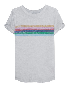 TRUE RELIGION Rainbow Boyfriend High Rise