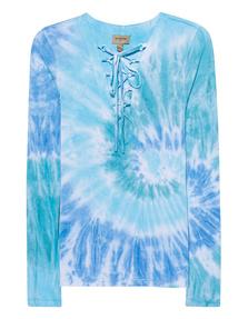 TRUE RELIGION Lacing Turquoise