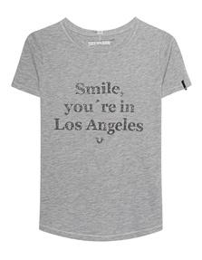 TRUE RELIGION Smile Grey