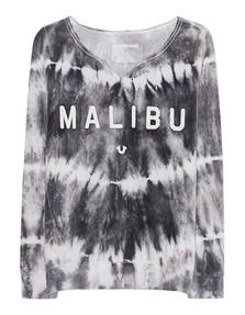TRUE RELIGION Velvet Malibu Silver