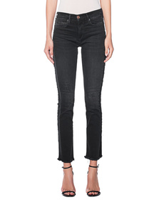 TRUE RELIGION Halle Modfit Long Black