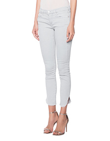 TRUE RELIGION Halle Dyed Long Grey