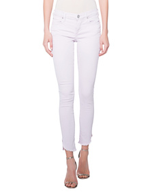TRUE RELIGION Halle Dyed Long Lilac