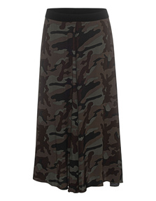 TRUE RELIGION Camouflage Pattern Green