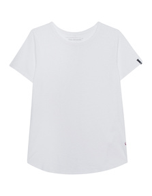 TRUE RELIGION T-Shirt Boxy White