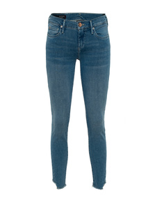 TRUE RELIGION Halle Triangle Trueflex Blue