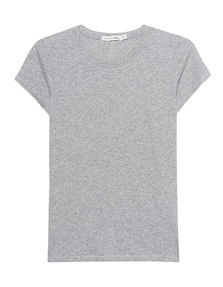 RAG&BONE HEATHER SLUB GREY