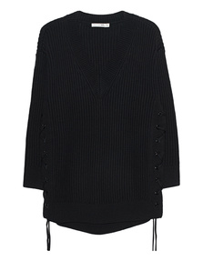 RAG&BONE Wool Lace Black