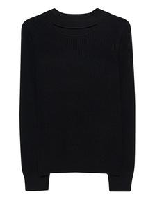 RAG&BONE Cut Out Knit Black