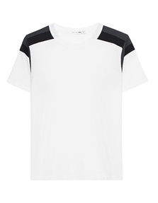 RAG&BONE Pannel T Off White