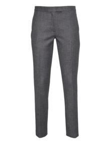 JOSEPH Finley Wool Melange Grey