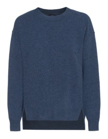JOSEPH Soft Wool Blue