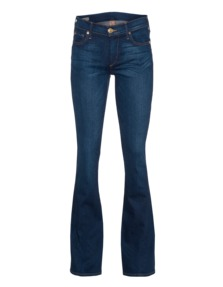 TRUE RELIGION Becca Bootcut Twisted Seam Dimmed Hideway