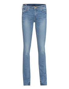 TRUE RELIGION Cora Straight Gypset Blue