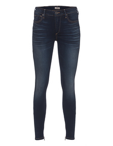 TRUE RELIGION Halle Super Skinny Inky Authentic