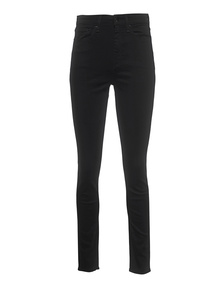 RAG&BONE Nina High Skinny Black