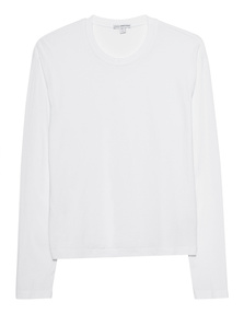 JAMES PERSE Boxy Crew White