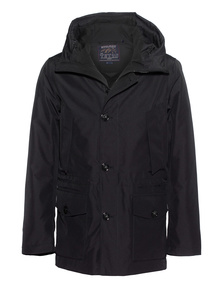 WOOLRICH GTX Mountain Parka Black