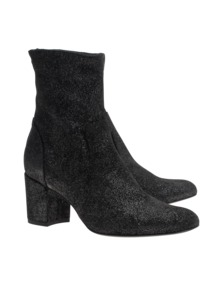 Dondup Glitter Heel Black