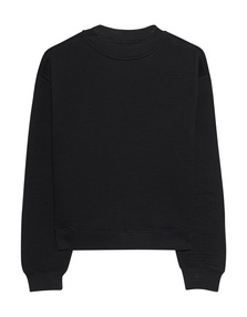 THOM KROM Boxy Sweater Black