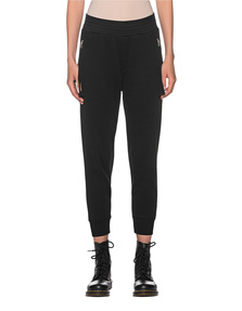 THOM KROM Zipper Pant Black