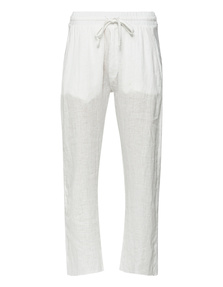 THOM KROM LINEN MIXED WHITE
