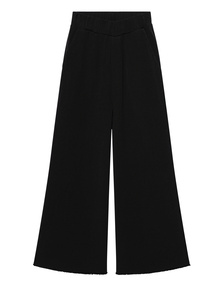 THOM KROM Wide Leg Black