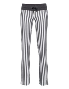 WILDFOX Fox Stripe Baggy Beach Pants