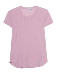 JAMES PERSE Crew Neck Rose
