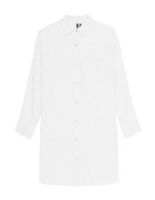 WOOLRICH Linen Over White