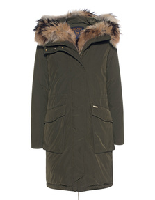WOOLRICH Military Olive