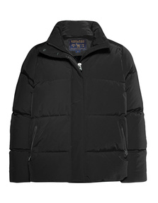 WOOLRICH Buffer Oversize Label Black