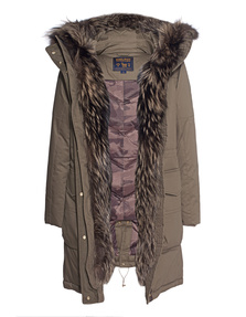WOOLRICH Essex Military Brown