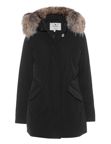 WOOLRICH Luxury Arctic Parka Black