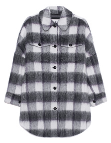 WOOLRICH Outbacker Black White