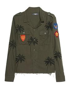 Amiri Palm Military Olive