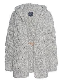 WOOLRICH W's Luxury Alpaca Coat Grey