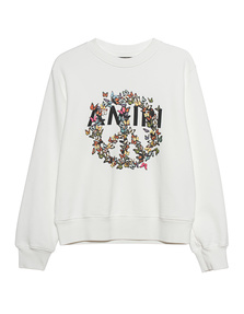 Amiri Peace Butterfly Off-White