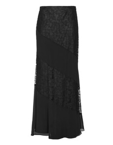 MOSCHINO Cheap and Chic Long Lace Black